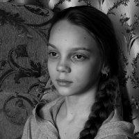 Доча. :: Александр Тарасенко