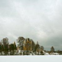 Важеозерский монастырь. Карелия. :: Николай Тренин