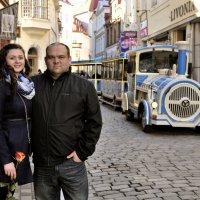 Прогулка по Таллину :: Юрий Никитин