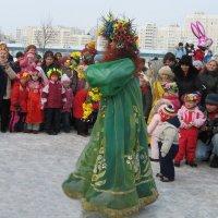 Танец весны. :: Нина