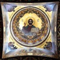 Церковь Успения Богоматери ,купол :: константин Меркулов