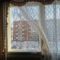 Взгляд из окна :: Владимир Гилясев