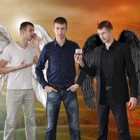 Ангелы и Демоны :: Анатоль К