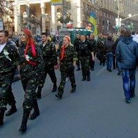 Свадьба на Майдане! Киев :: Ростислав