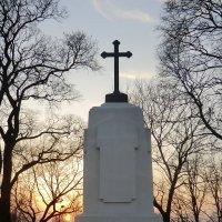 Не отдали Псков Баторию... Памятник русским героям... :: Владимир Павлов