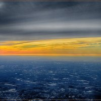 Утро в полете :: Яков Геллер