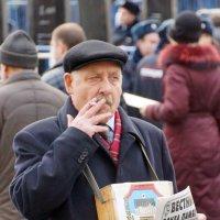 Митинг-концерт в поддержку жителей Крыма прошел в Москве :: Евгений Жиляев