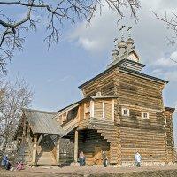 Церковь Георгия Победоносца :: Екатерина Рябинина