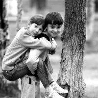 Дети. :: Алексей Хаустов