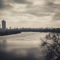 городской пейзаж :: Ксения Котова