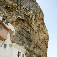 Церковь в скале :: Natalia Degtyar