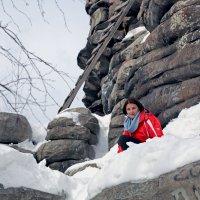 в горах.. :: Надежда Шемякина
