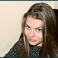 Девушка с красивыми глазами. :: Ольга Ламзина