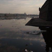 Первый лед... :: Валентина Харламова