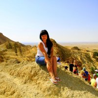 В пустыне Сахара :: Nataliya Oleinik