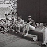 эффект плёнки. жара! :: Андрей Фиронов