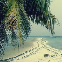 Indian ocean in Dar-es-Salam :: Raf Ioksha