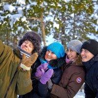 Весенняя фотосессия :: Валерий Славников