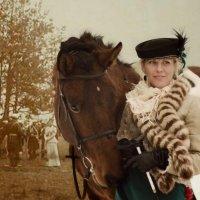 Царская охота :: Анастасия Лебедовских
