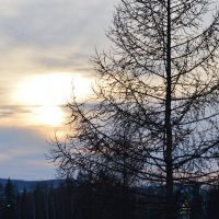 закат :: vladimir rozhanskii