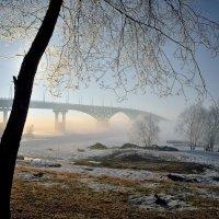 мост хрустальный тебе подарю! :: Андрей ЕВСЕЕВ