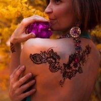 Восточное настроение :: Stella Iordanyan