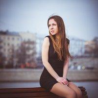 девушки Москвы :: Дмитрий Седых