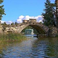 Горбатый мост и Павильон Венеры :: Людмила Алексеева