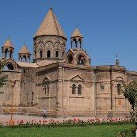Echmiadzin церковь :: Armen Mirijanyan