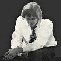 Первые  фото 1973 Автопортрет :: Владимир Хатмулин