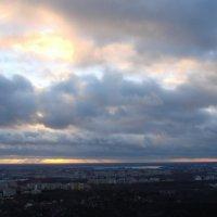 Таллин на закате :: Алексей Афанасьев