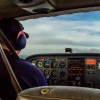 Пилот самолета :: Philipp Schmalz