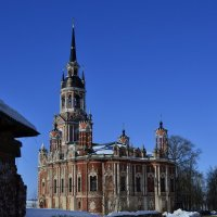 церковь в Можайске :: Андрей Куприянов