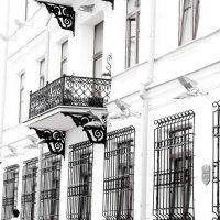 балкон :: Дмитрий Саныч