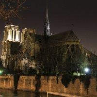 Моя одна ночь в Париже.НотрДам :: Ronda Swap