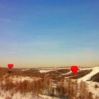 воздушные шары :: Ирина Бирюкова