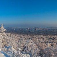 Зима на Урале :: vladimir