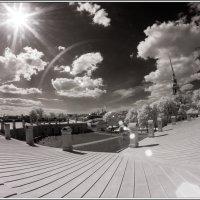 Петропавловская крепость :: Михаил Розенберг