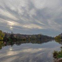 На озере :: Сергей Тарабара