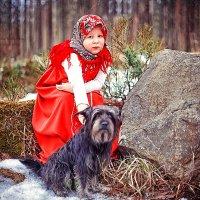 Фотопроект Другие Сказки.  Морозко. :: Наташа Родионова