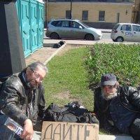Прогулки по Питеру. :: ЕЛЕНКА Литвиновская