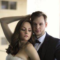 Свадебный портрет :: Alexey Korenets