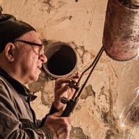Старый мастер :: Сергей Басов