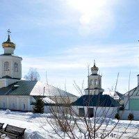 монастырь :: Юра Заикин