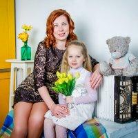 Мама и дочь :: Ольга Сократова