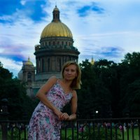 Прогулка по Питеру :: Шохрух Мадрахимов