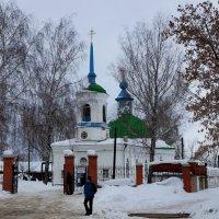 Церквушка :: Алексей Golovchenko