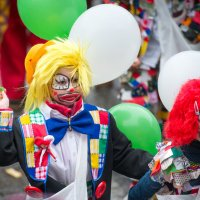 кар кар карнавал :: человечик prikolist