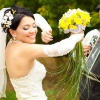 Сельская свадьба :: Дарья Малык