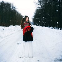 За любимым в ночь :: Анастасия Ерошкина